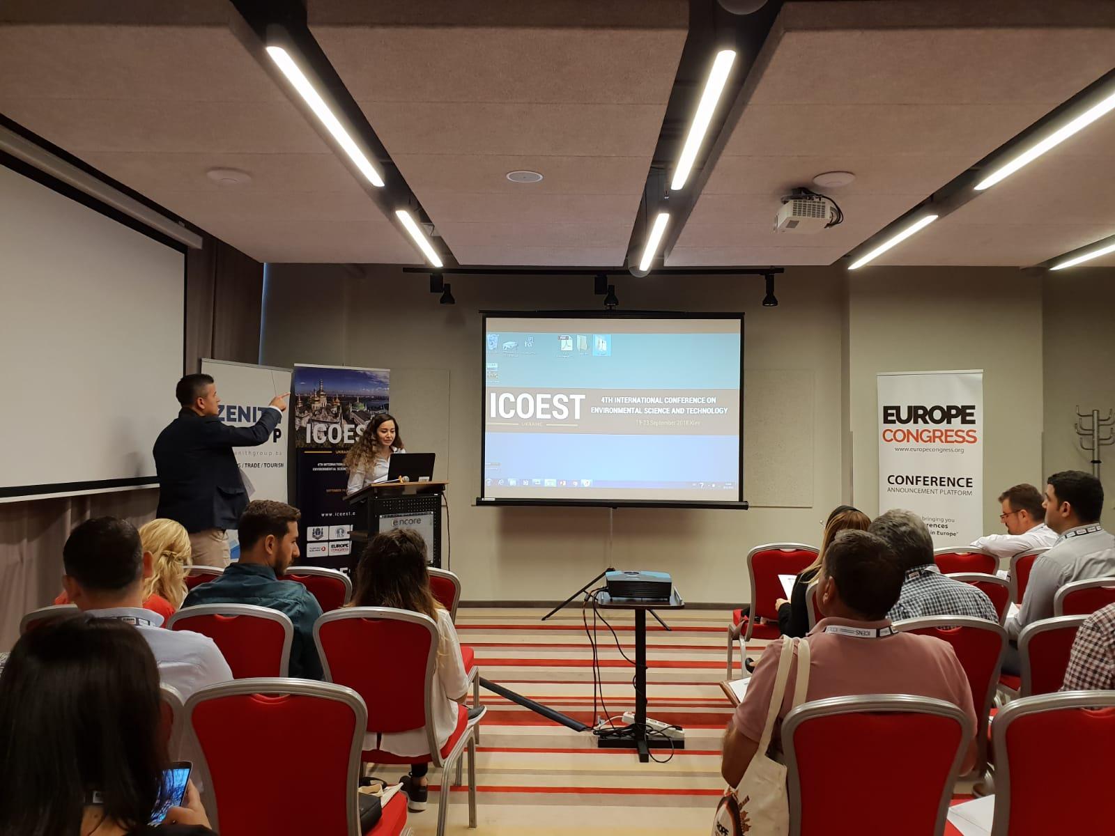 ICOEST 2018 | International Conference on Environmental